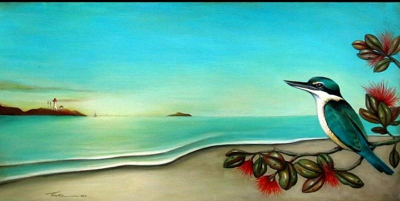 Dawn of Light Original on canvas
