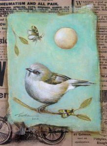 Little Warbler Limited Edition print