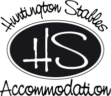 Accommodation at Huntington Stables