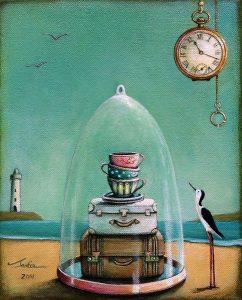 time for tea Santie Cronje