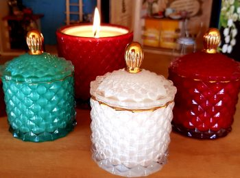 Afterglow Soy Candles