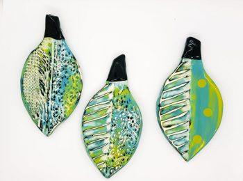 pottery fallen leaves (3)