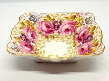 vintage china dish serena